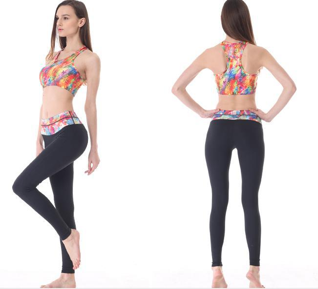 6bb125ea294a0 Wholesale young ladies sexy sportswear custom sublimation Printed Gym wear  women s sport bra