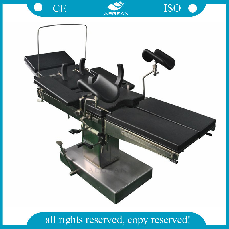AG-OT015 Hydraulic system simple design easy adjust operating table