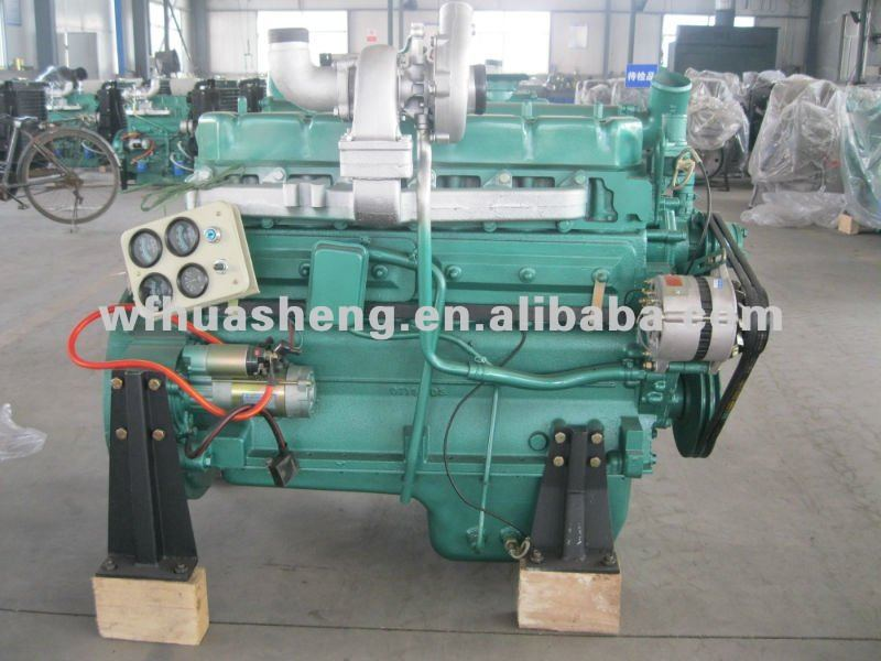 Estacionario De Potencia Del Motor 96 225kw Para La Venta Chino Motor De Ricardo Refrigerado