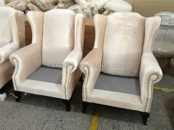 Cl sico moderno sillones antiguos sillones buy product for Livings clasicos