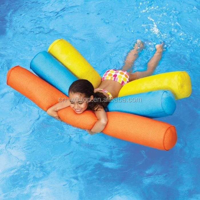 Water Swimming Pool Noodles Floats For Swimming Training Aid And Swimming Pool Exercises Buy