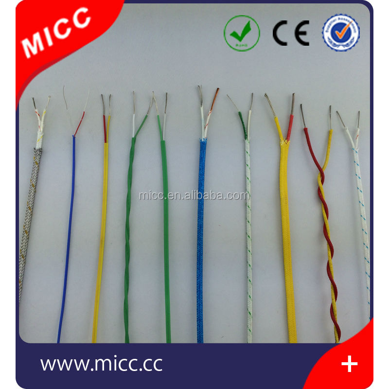 Micc Iec Color Code Stranded K Type Thermocouple Wire - Buy ...