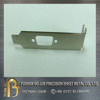 Popular low price custom made profile metal bracket
