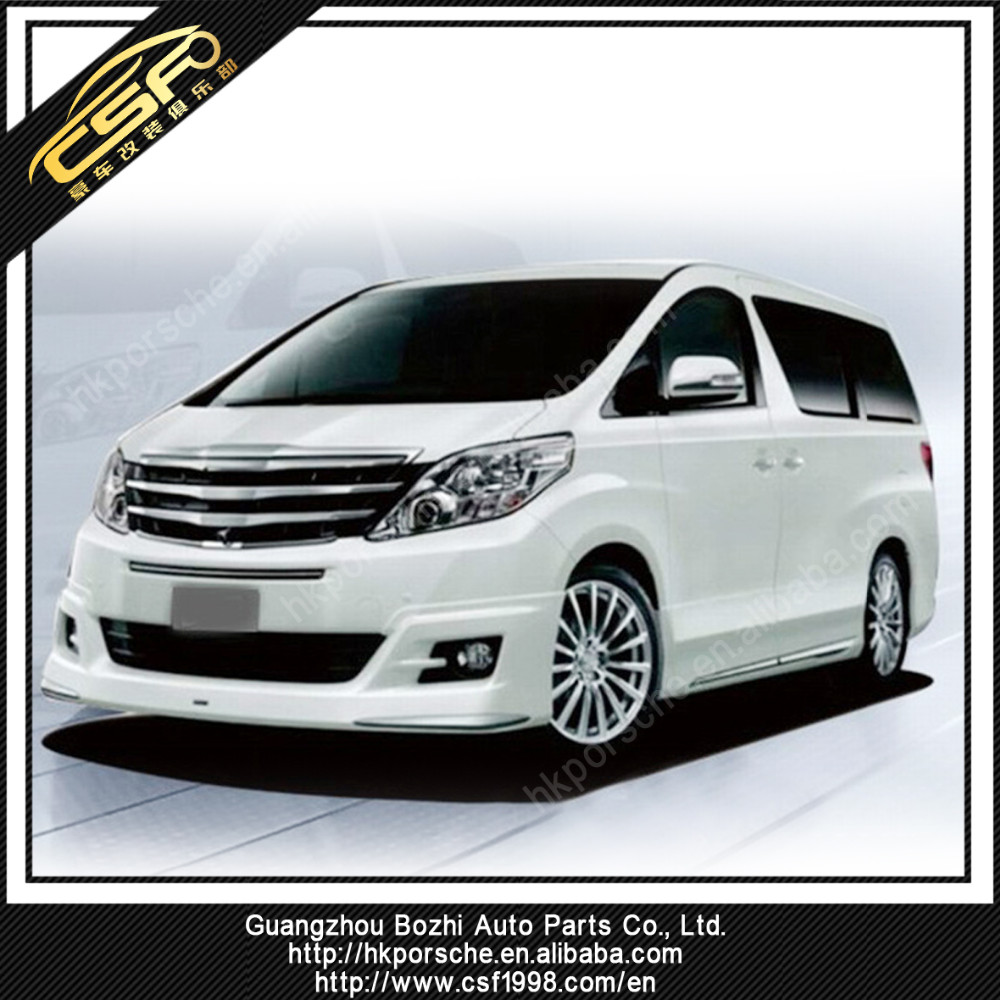 High Quality Mona Style Body Kits For Alphard