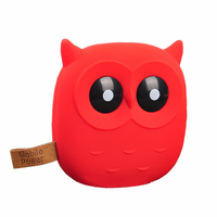 Cute adorable Totoro 7800mah power bank for mobile phones, Top quality funny face Totoro power bank for mobile phones