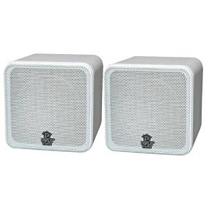 """Pyle Pylepro Pcb4wt Speaker . White . 8 Ohm """"Product Type: Speakers/Component Speakers"""""""
