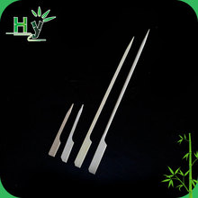Wholesale Bamboo Paddle Sticks/Skewer For Food