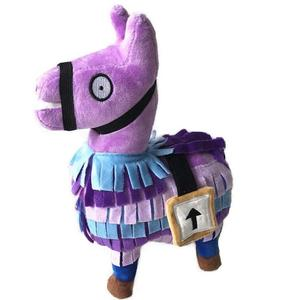 25cm dropshipping Llama Plush Toy Kawaii Alpaca Horse Stuffed Animal Fortnite Toys