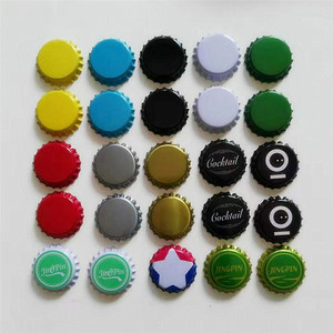 High quality Customized beer bottle crown cap