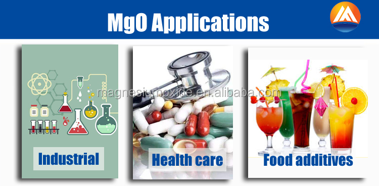 Meishen Active Magnesium Oxide for Medical Bromo-butyl Rubber Stopper