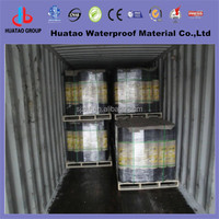 Convenient installation 3mm thickness waterproof bitumen rolls