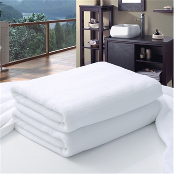 china supplier wholesale stock 5 star luxury white 100% cotton hotel towel