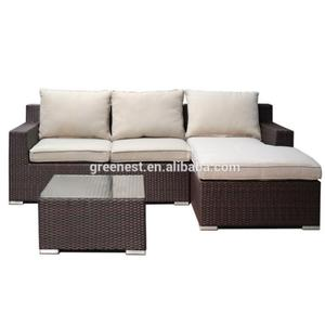 cheap garden plastic furniture outdoor corner sofa sets
