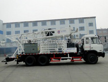300m rotary drilling rig truck mounted drilling rig for sale