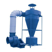 Industrial Mini Multi Cyclone Powder Dust Collector