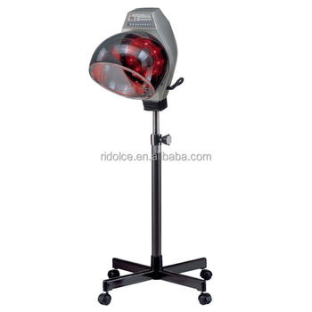 Salon Hair Steamer Cap Hood Dryer With Light Beauty Salon Equipment