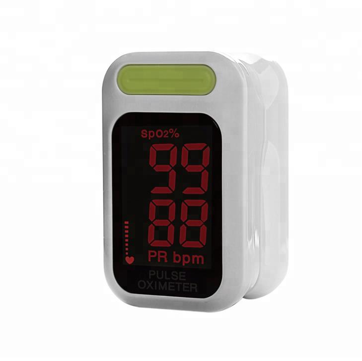 घर पर देखभाल सीई खेल Spo2 एलईडी ब्लूटूथ उंगली रक्त ऑक्सीजन पल्स oximeter उंगलियों पल्स oximeter