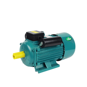 Professional 15 Hp Electric Motor Single Phase