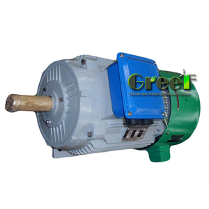 Low rpm wind and Hydro Turbine alternator / ac 3 phase permanent magnet generator for sale