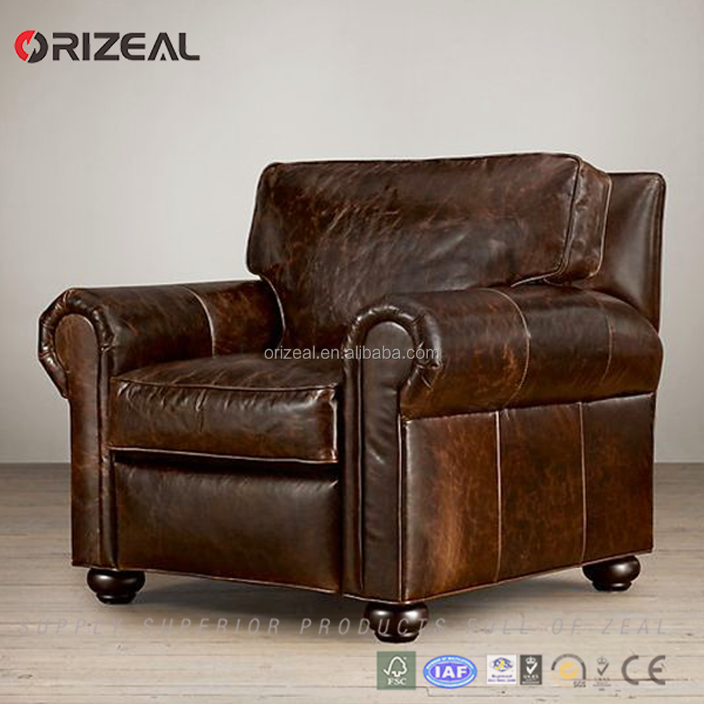 Air Leather Sofa Chair Indoor Furniture Leather Sofa Chair Air