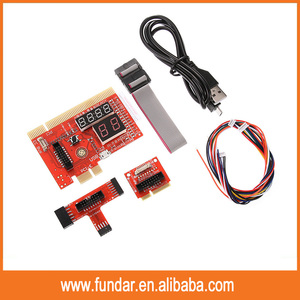 New 6-Digit LCD Display PC Analyzer Diagnostic Card Motherboard Post Tester Main Diagnostic Card For Computer Motherboard