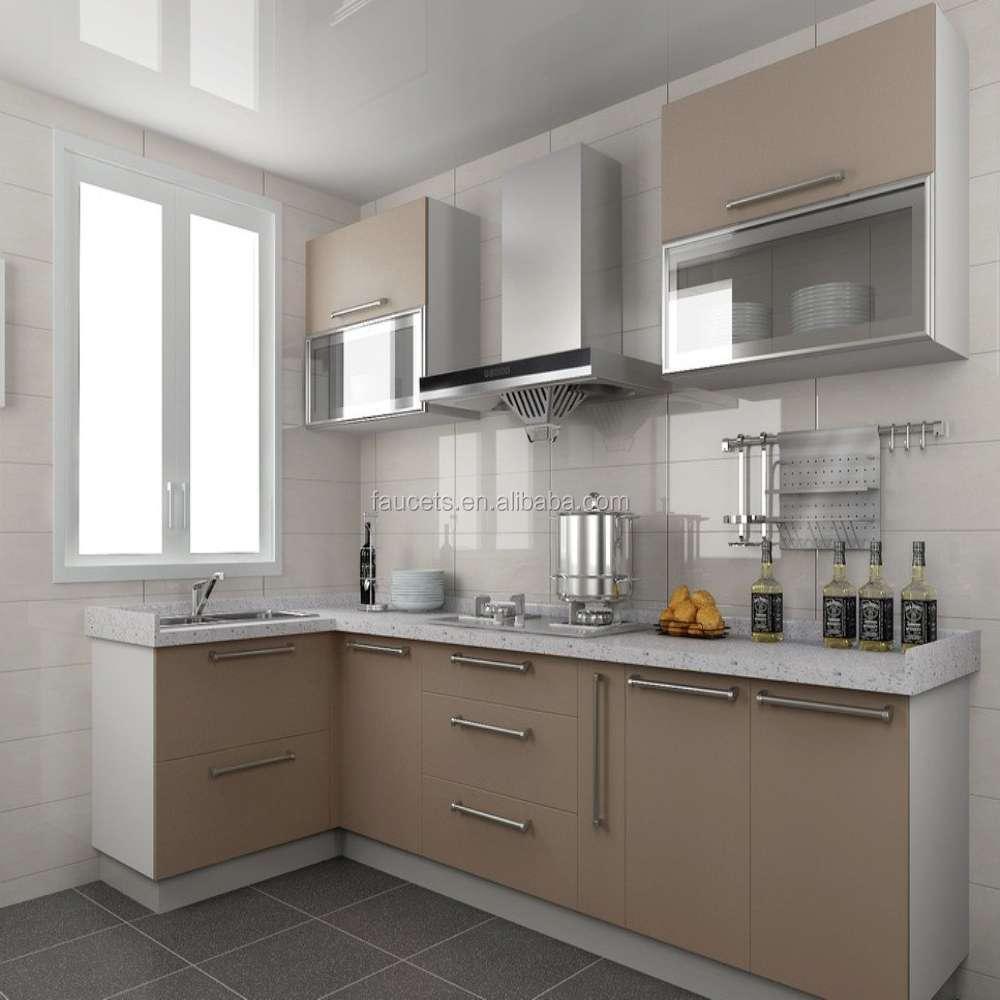Galeria do aqua Modular Armário de Cozinha Feitos De Madeira SólidaArmários  -> Armario Banheiro Modular