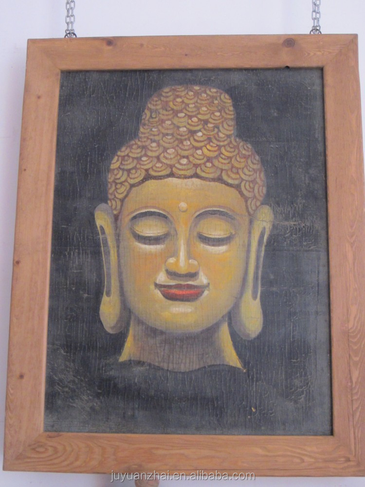 antique buddha picture