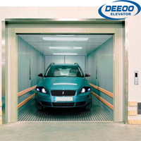 Cheap Electrical Freight Lifts Used Car Elevator Cost