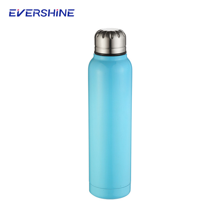 4b5533ef2e3 Unique 500ml double wall vacuum stainless steel hot water bottle with metal  lids