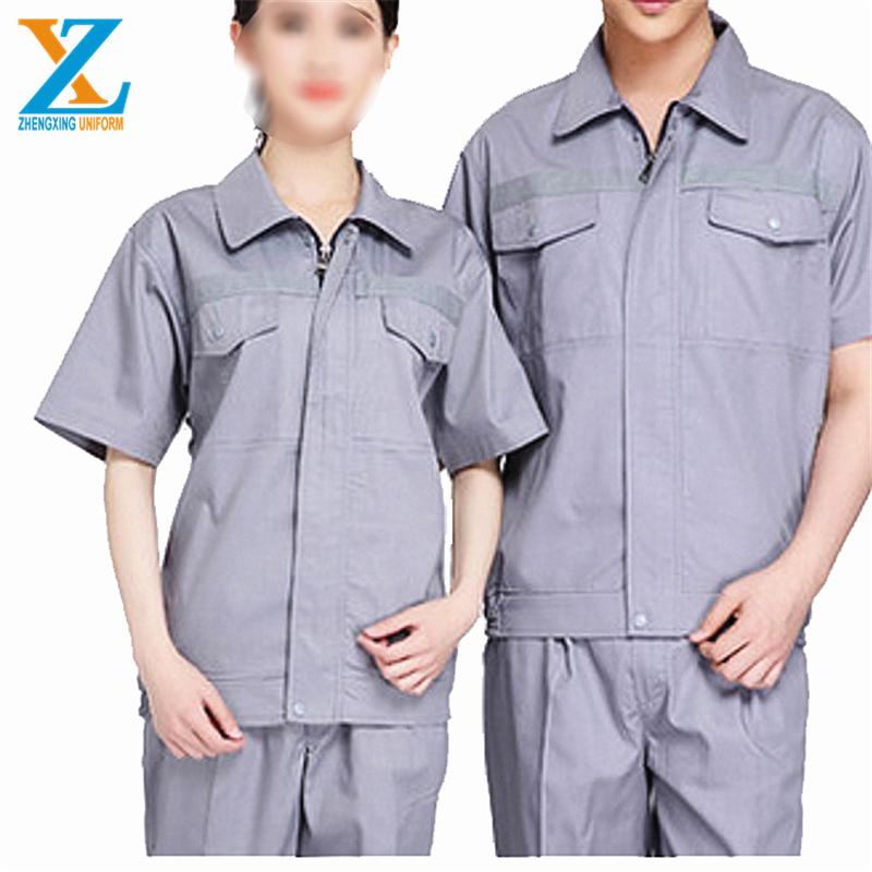 Echt arbeit tragen fabrik nach mechaniker overalls arbeits kleidung