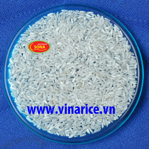 Vitamin Rich Long Grain White Rice 15 % Broken