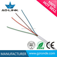 Competitive price four core flat telephone cable