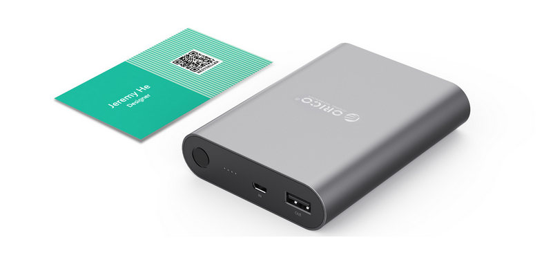 ORICO Q1 QC2.0 10400mAh Power Bank new product