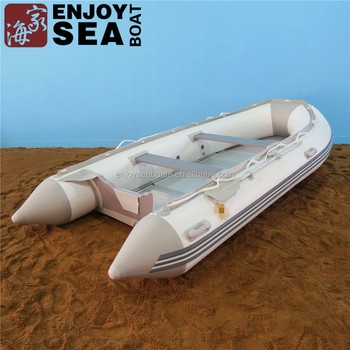Pvc Inflatable River Fishing Boat With Aluminum Floor For Fishing In 2017 -  Buy Boats Inflatable For Fishing,River Boats Inflatable,Inflatable River