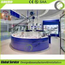 Factory supply jewellery display furniture fashion jewelry stores