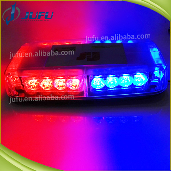 12 volt red blue roof mount emergency vehicle light bar magnetic 12 volt red blue roof mount emergency vehicle light bar magnetic strobe warning mini led light aloadofball Image collections