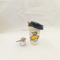 Premium cute cartoon Soya-bean milk cup disposable paper cup