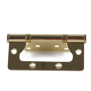 Good Quality 180 Degree All Kinds Of HY02 2mm Iron Hinge For Heavy Doors