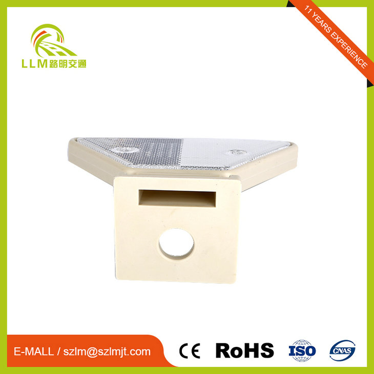 New product Aluminum rectangle road delineator