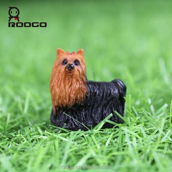 Roogo Polyresin Prenses Köpek Hatıra Hediye Ingiltere Yorkshire