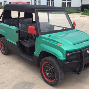 Made in china/ 72V 4KW Electric truck /electric pickup (2 seats) with strong body