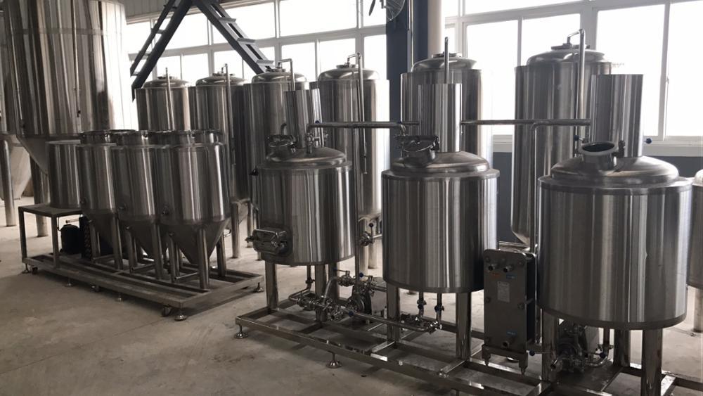 Открыть мини пивоварню на 100 литров чешские мини пивоварни цена