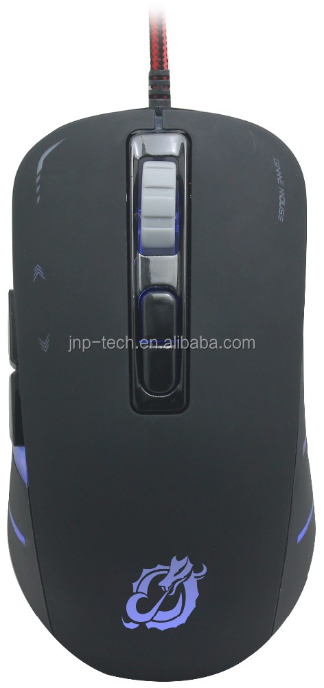 New New PMW 3310 Gaming Optical Mouse with Editable Software
