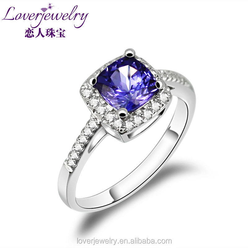 tanzanite engagement rings jared - 570×570
