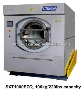 Commercial Washer Extractor 15-150kg