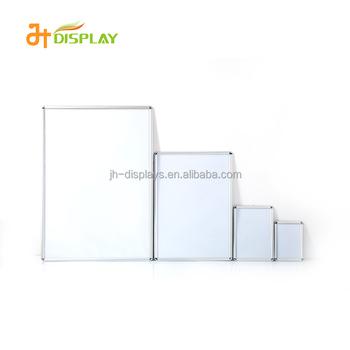 Poster Frame Sign Board A1 A2 A3 A4 B1 B2 Lockable Aluminum Frame ...