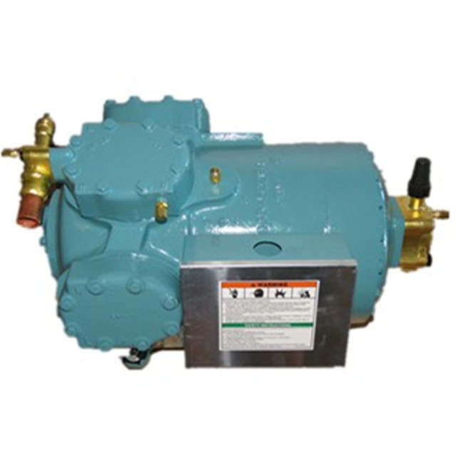 types of refrigeration compressors. hvac compressor types carrier semi-hermetic refrigeration of compressors