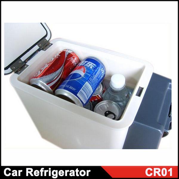 6l r frig rateur de voiture portable pour le refroidissement et le chauffage mini r frig rateur. Black Bedroom Furniture Sets. Home Design Ideas