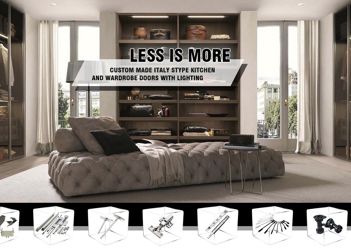Foshan Ulike Home Supplies Co Ltd Aluminum Profile Kitchen Profile