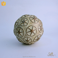 Customized China Import Items Decor for Home Decor and Garden Decor Accessory Scouvenir Gift Craft Resin Sphere